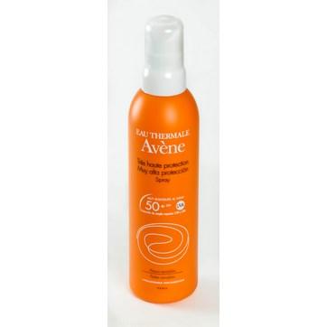 Avene Proteccion Solar Spray locion SPF 50 200ml