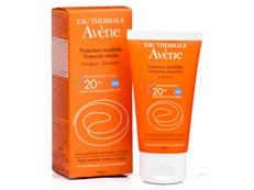 AVENE SOLAR EMULSION PROTECCION SOLAR SPF20 50ML