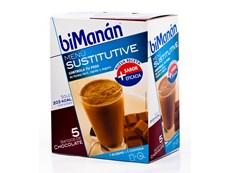 BIMANAN BATIDO CHOCOLATE 5+1 SOBRES