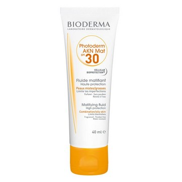 BIODERMA PHOTODERM AKN MAT SPF30 FLUIDO 40ML