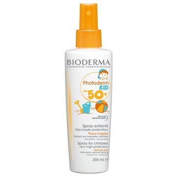 BIODERMA PHOTODERM KID SPF50+ SPRAY INFANTIL 200ML