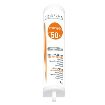 BIODERMA PHOTODERM MAX SPF 50+ STICK LABIAL 4 GR