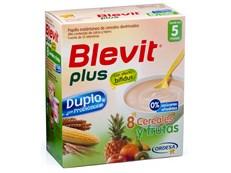 BLEVIT PLUS DUPLO 8 CEREALES FRUTAS 700GR