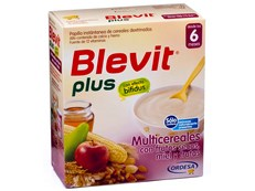 BLEVIT PLUS MULTICEREALES FRUTOS SECOS 700GR