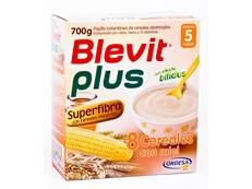BLEVIT PLUS SUPERFIBRA 8 CEREALES MIEL 700GR