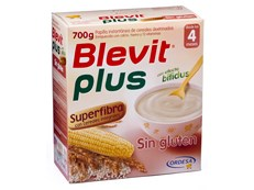 BLEVIT PLUS SUPERFIBRA SIN GLUTEN 700GR