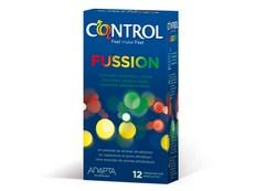 CONTROL FUSSION PRESERVATIVOS 12 UNIDADES