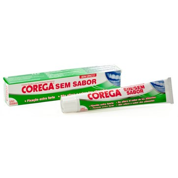 COREGA CREMA EXTRA FUERTE SIN SABOR 75 ML