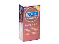 DUREX REALFEEL PRESERVATIVOS 12 UNIDADES