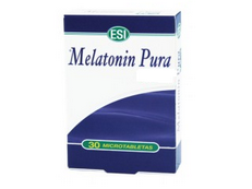 MELATONIN PURA 1MG 30 MICROTABLETAS