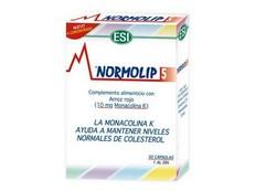 NORMOLIP 5 - ARROZ ROJO 30 CÁPSULAS