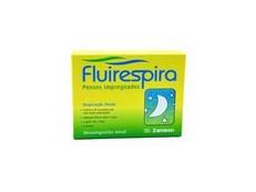 FLUIRESPIRA 6 PARCHES BALSÁMICOS INFANTILES