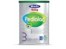 LECHE DE CRECIMIENTO HERO BABY PEDIALAC 3 800GR