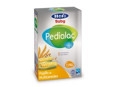 PAPILLA MULTICEREALES HERO PEDIALAC 600 GR