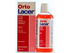 ORTOLACER COLUTORIO FRESA 500ML