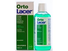 ORTOLACER COLUTORIO MENTA 500ML