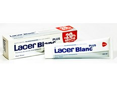 LACER BLANC PLUS PASTA DENTÍFRICA 125 ML