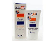 LETI AT4 CREMA FACIAL HIDRATANTE 50ML