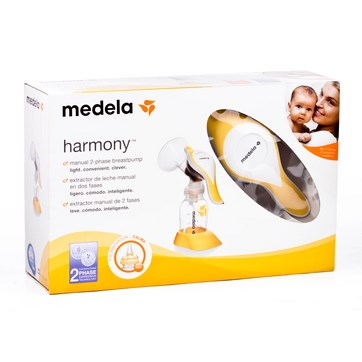 MEDELA HARMONY EXTRACTOR DE LECHE MANUAL