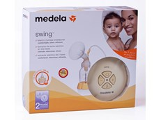 MEDELA SWING EXTRACTOR ELECTRICO LACTANCIA MATERNA
