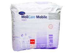 MOLICARE MOBILE LARGE NIVEL 3 14 UNIDADES