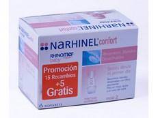 NARHINEL CONFORT RECAMBIOS ASPIRADOR 20 UNIDADES