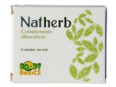 NATHERB VIGORIZANTE 5 CÁPSULAS