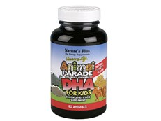 NATURE'S PLUS ANIMAL PARADE DHA KIDS COMPRIMIDOS
