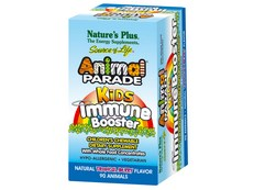 NATURE'S ANIMAL PARADE KIDS INMUNE COMPRIMIDOS