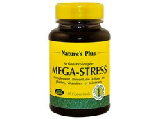 NATURE'S PLUS MEGA STRESS 30 COMPRIMIDOS