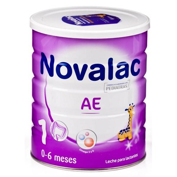 leche novalac, leche para bebes, alimentacion bebe, estreñimiento bebe