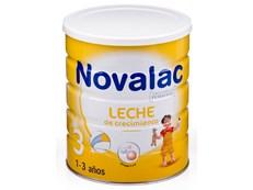 LECHE DE CRECIMIENTO NOVALAC 3 800GR