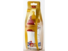 NUK BIBERÓN CRISTAL T LATEX 0-6 MESES 240ML