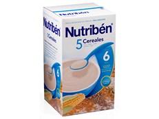 NUTRIBEN 5 CEREALES 600GR
