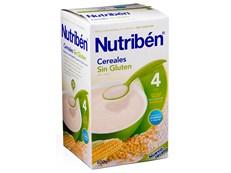 NUTRIBEN CEREALES SIN GLUTEN 600GR