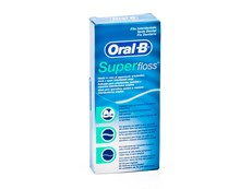 ORAL B SUPER FLOSS HILO DENTAL