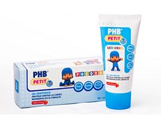 PHB PETIT GEL DENTÍFRICO INFANTIL 50ML