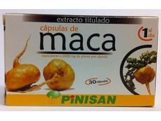 PINISAN EXTRACTO TITULADO DE MACA 30 CÁPSULAS
