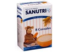 SANUTRI 8 CEREALES 600GR