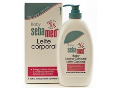 SEBAMED BABY LECHE CORPORAL 400ML