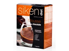 SIKEN DIET MOUSSE DE CHOCOLATE 7 SOBRES