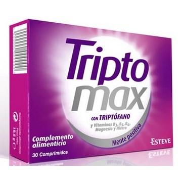 TRIPTOMAX CON TRIPTOFANO 30 COMPRIMIDOS
