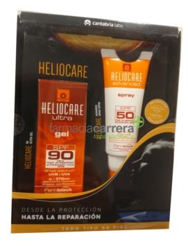Heliocare Alta Proteccion Solar ultra 90 gel 50ml promocion especial