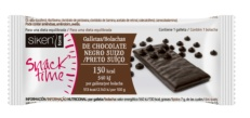 SIKENFORM GALLETA CHOCOLATE NEGRO 1UNIDAD
