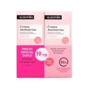 Suavinex crema antiestrias pack oferta duplo 200ml