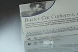 Sonda Buster 1,0mm. Sonda Uretral Gato