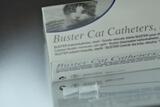Sonda Buster 1,3mm.Con Fiador Sonda Uretral Gato