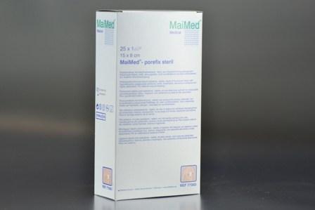 Apósito 15 cm. x 8 cm. Adhesivo estéril