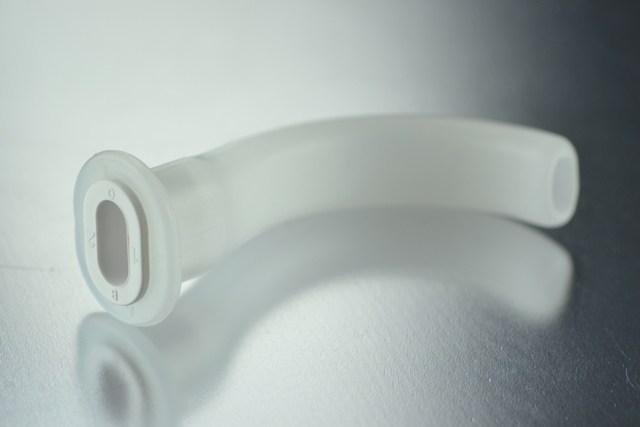 Tubo Güedel-Mayo nº 1 (7 cm.) Blanco