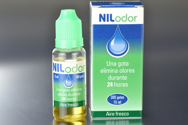 Desodorante Concentrado Ambiental 15 ml.